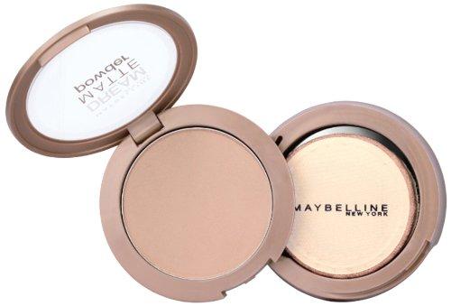 Gemey Maybelline - Poudre Compacte Avec Miroir et Houpette - Dream Matte Powder - Light 4/5 Cream
