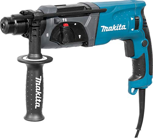 MAKITA HR2470 Taladro de Martillo Perforador, 220 W, 240 V