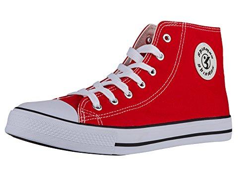 shinmax-hi-tops-estacional-formadores-unisex-de-la-lona-de-los-zapatos-ocasionales-44-rojo