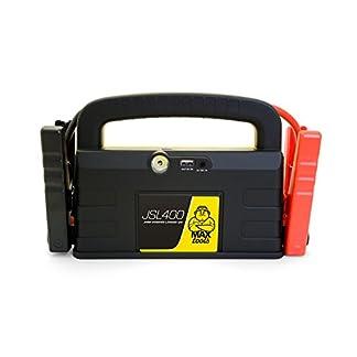 41ttF230atL. SS324  - MAXTOOLS JSL400 Arrancador con batería de litio de 12V y 800A