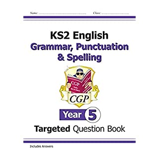 KS2 English Targeted Question Book: Grammar, Punctuation & Spelling - Year 5