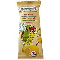 Toothpop Zitrone Zahnpflege Lolli, 20er Pack (20 x 1 Stück)