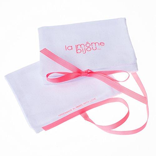 La Môme Bijou Bracelet Femme-Love Charms Vermeil