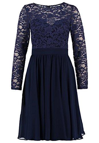 YOUNG COUTURE BY BARBARA SCHWARZER Cocktailkleid / festliches Kleid - Blue - Damen Gr.40