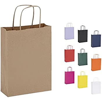d544aa4cf3b Kraft Paper Square Block Bottom Windows Bags for candies biscuits and food  x Pinterest