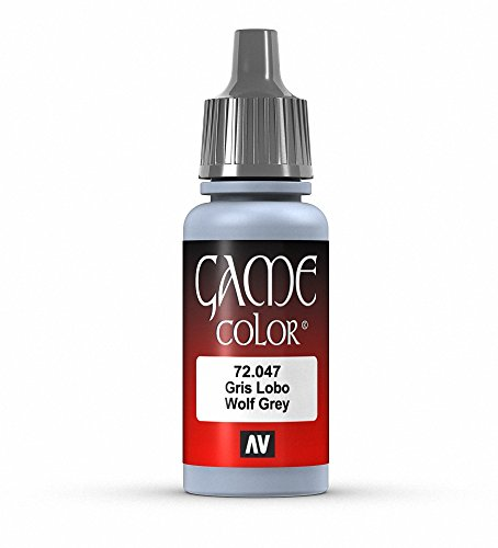 Wolf Robe (Vallejo (Game Color 17 ml Farbe – parent Wolf Grey)