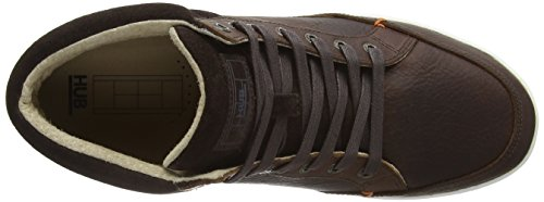 Hub Mark L30, Sneakers basses homme Braun (Dark Brown 002)