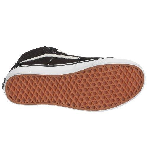 Vans Unisex-Erwachsene Sk8-Hi Reissue Sneaker Schwarz (Black)
