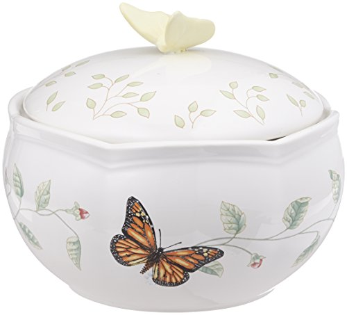 Lenox Butterfly Meadow Abfallkorb Covered Box 4