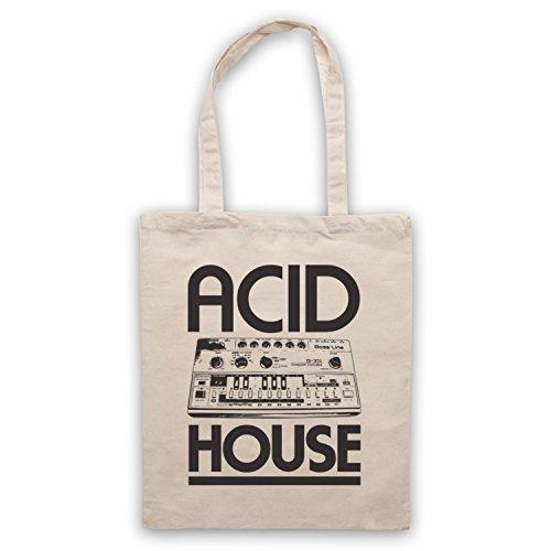 Acid House Bass Synth Umhangetaschen Naturlich