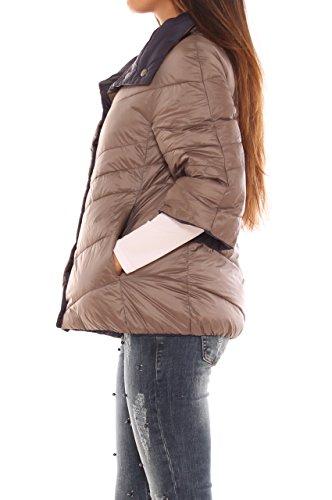 Linda's Damen Mantel Dunkelblau