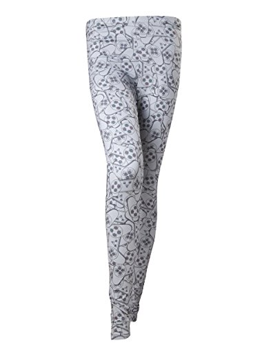 Playstation Leggings -L- all over printed - Poster Trading Card