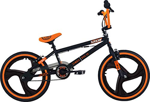 Zombie Unisex's Z3201003 Slackjaw, Black/Orange, 20'' Best Price and Cheapest