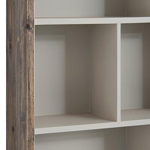 Hill Interiors die Studley (Collection Multi-Regal Wohnwand, braun/grau - 2