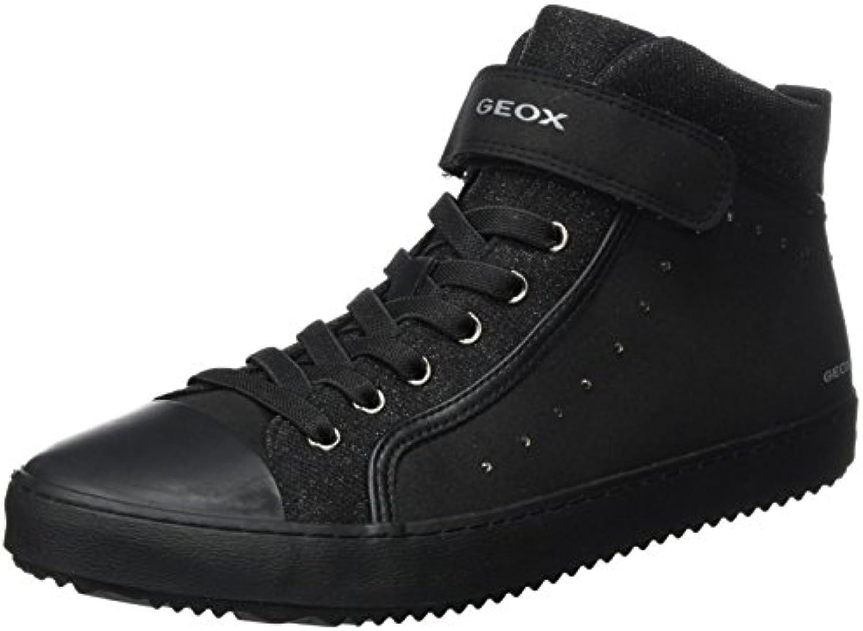 Geox Unisex Erwachsene J Kalispera Girl I Hohe Sneaker
