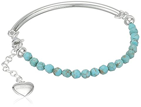 Hot Diamonds Turquoise Festival Bracelet of 19cm