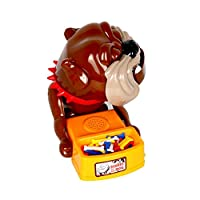 Don't Take Buster's Bones Angry-Dog Be Careful Dog Shaped Tricky Intelligence Toys Family Board Games