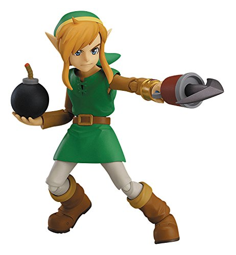 Max Factory-afgmax259-Figma-Link-A Link Between Worlds-Edition Deluxe-The Legend of Zelda