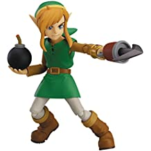 The Legend Of Zelda - Link Between Worlds DX edition figura, 11 cm (Bandai GSCLZG90103)