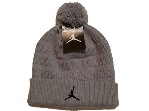 6ba3fcac5be55 Nike Youth Boys Jordan Jumpman 23 AIR Snowboard Ski Hat Pom Beanie Cap