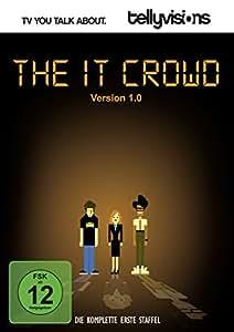 The IT Crowd - Version 1.0 - Die komplette erste Staffel