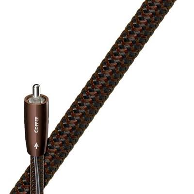 AudioQuest 0.75m Coax Coffee 0.75m Black coaxial cable - coaxial cables (0.75 m, Male/Male, Black, 75 ?) prezzo scontato su Polaris Audio Hi Fi