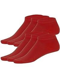 BEPPI 3 Pares de Calcetines Cortos   Para Mujeres y Niñas   Algodón   Made in Portugal