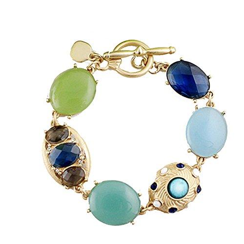 moda-creativo-lega-rhinesotne-forma-ovale-variopinto-fatto-a-mano-pendente-perline-braccialetto