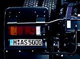 G-elumic Selbstleuchtendes Kennzeichen Lkw 24V (geprägt) 520x110mm