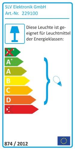 Suelo Foco Nautilus PAR38Acero Inoxidable Acero Inoxidable, eficiencia energética: D–A +