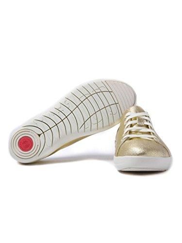 Oro Di Fitflop Sneakers Lacci F-sportive Oro