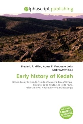 Early history of Kedah