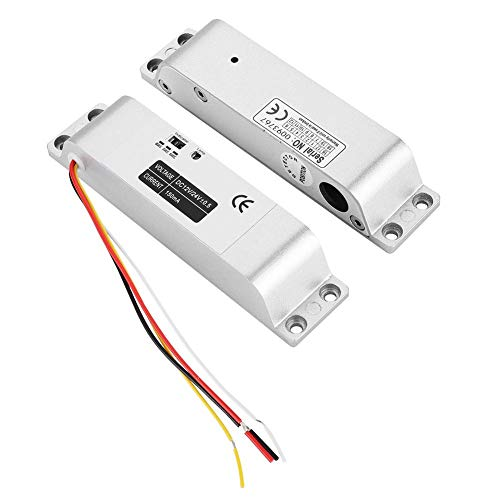 Tosuny Cerradura electromagnética , DC12V 1000KG Cerradura eléctri