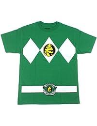 63a1a2cc817f2 Mighty Morphin Power Rangers Green Ranger Camiseta Para Hombre
