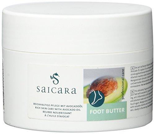 Saicara Foot Reichhaltige Fußbutter mit Avocado-Öl, 100 g
