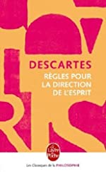 Règles pour la direction de l'esprit de Descartes