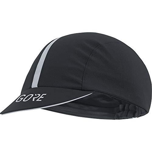 GORE WEAR C5 Cappellino ciclismo unisex, Taglia: singolo, Colore: nero