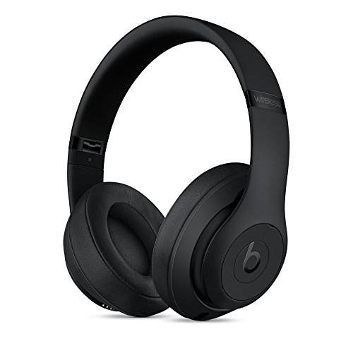 Beats by Dr Dre Studio3 Wireless Headphone - Matt Black