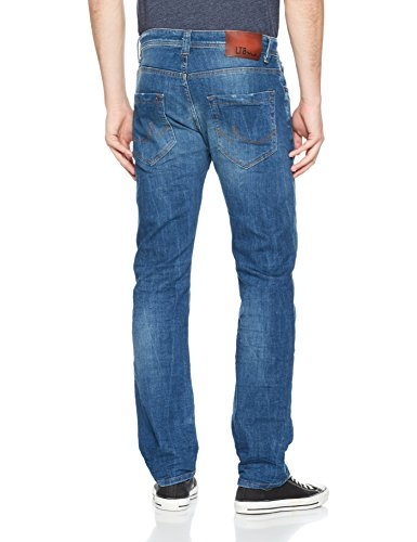 LTB Jeans Herren Jeans Hollywood Blau (Randy Wash 50698)