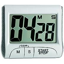 Temporizador electrónico magnético de cocina con alarma y cronómetro [ARTUROLUDWIG]
