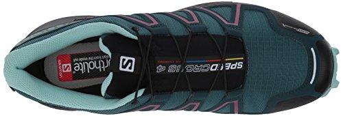 Salomon Damen Speedcross 4 Cs W Wanderschuhe Mehrfarbig (Mallard Bl/reflecting)
