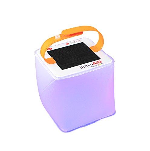 LuminAID PackLite Spektren Solar Laterne