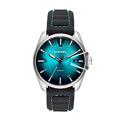 Diesel Reloj Analógico para Hombre de Cuarzo con Correa en Silicona DZ1861