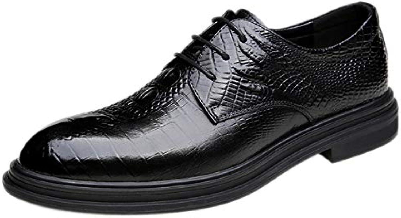 Scarpe Scarpe Scarpe da Uomo in Pelle Scarpe Stringate Classiche da Ufficio Scarpe da Lavoro di Moda in Pelle | Outlet Online  a2fa03