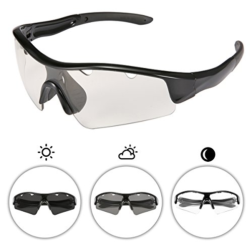 Occhiali polarizzati revo, occhiali da sole fotocromatici sportivi per uomo e donna ciclismo occhiali anti-uv occhiali antivento con lenti per golf da esterno guida caccia pesca da trekking pesca in biciclette —— outerdo
