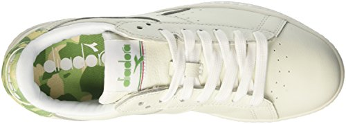 Gr眉n Club Sneaker Hals Camo Unisex Golf Diadora Verde Game Erwachsene Low L Pqa8U
