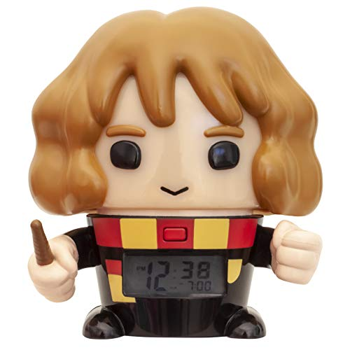 BulbBotz Harry Potter 2021791 - Reloj despertador