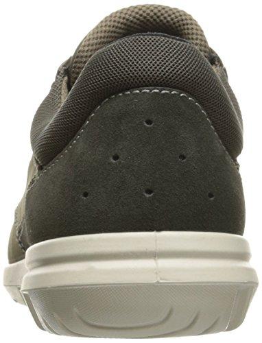 Ecco Calgary, Chaussures Multisport Outdoor Homme Vert (TARMAC/DARK SHADOW59606)