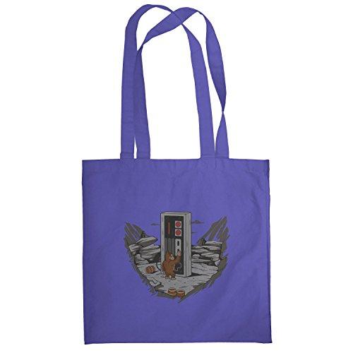 Texlab–Donkey Odyssey–sacchetto di stoffa Marine