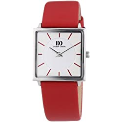 Danish Design Women's Quartz Watch with Leather 3324518